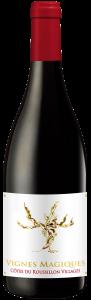 Rødvin: Vignes Magiques 2016, Lafage, Côtes du Roussillon Villages