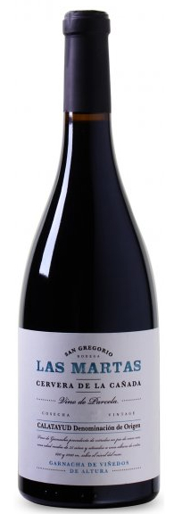 Rødvin: Las Martas, Garnacha 2016, Bodega San Gregorio, Calatayud