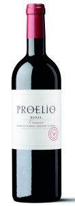Rødvin: Proelio, Crianza 2015, Rioja
