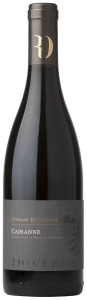 Rødvin: Romain Duvernay 2017, Cairanne.