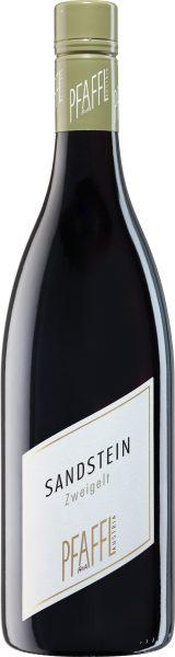 Rødvin: Pfaffl, Sandstein Zweigelt 2015, Niederösterreich