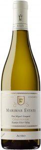 Hvidvin: Marimar Estate, Acero Chardonnay 2017, Don Miguel Vineyard, Russian River Valley.