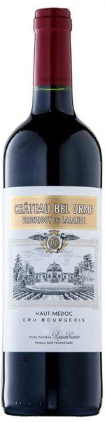 Rødvin: Château Bel Orme Tronquoy Lalande, Cru Bourgeois 2009, Haut-Médoc
