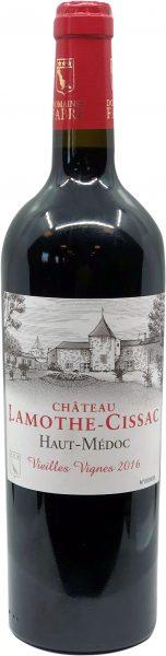Rødvin: Château Lamothe-Cissac, Vieilles Vignes 2016, Haut-Médoc