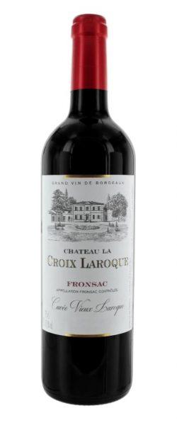 Rødvin: Chateau La Croix Laroque 2015, Fronsac