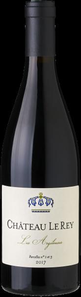 Rødvin: Château Le Rey, Les Argileuses 2017, Côtes de Bordeaux
