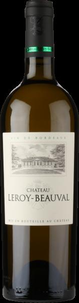 Hvidvin: Château Leroy-Beauval 2018, Bordeaux