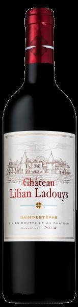 Rødvin: Château Lilian Ladouys, Cru Bourgeois 2013, Saint-Estèphe