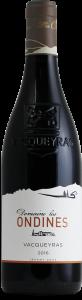 Rødvin: Domaine les Ondines 2016, Vacqueyras