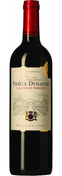 Rødvin: Château Vieille Dynastie 2014, Lalande de Pomerol