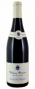 Rødvin: Bitouzet-Prieur, Premier Cru 2015, Volnay Pitures