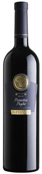Rødvin: Barocco, Primitivo 2017, Puglia