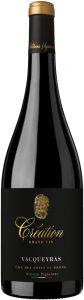 Rødvin: Création, Grand Vin 2015, RhoneA, Vacqueyras