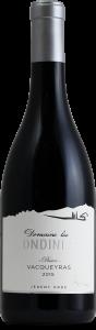 Rødvin: Domaine les Ondines, Passion 2015, Vacqueyras