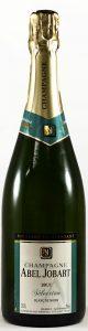 Mousserende: Abel Jobart, Brut Selection, Blanc de Noirs, Champagne