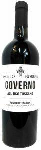 Rødvin: Angelo Borrani, Governo All'Uso Toscana 2017, Rosso di Toscana