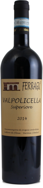 Rødvin: Ferragu' 2014, Valpolicella Superiore