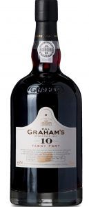 Portvin: W.& J. Graham's, 10 Years Tawny Port