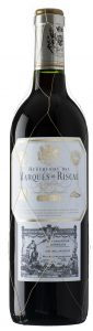 Rødvin: Heredos del Marqués de Riscal, Reserva 2015, Rioja