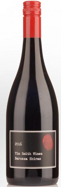 Rødvin: Tim Smith Wines, Barossa Shiraz 2016, Barossa Valley og Eden Valley