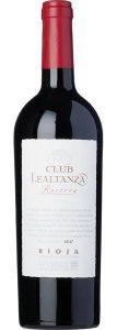 Rødvin: Club Lealtanza, Reserva 2011, Bodegas Altanza, Rioja