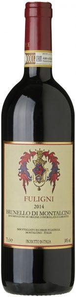Rødvin: Fuligni 2014, Brunello di Montalcino
