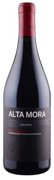 Rødvin: Alta Mora 2017, Cusumano, Etna Rosso