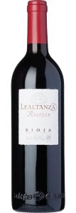 Rødvin: Lealtanza, Reserva 2014, Rioja