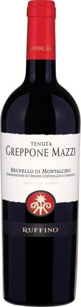 Rødvin: Greppone Mazzi 2013, Ruffino, Brunello di Montalcino