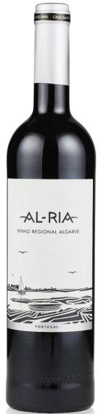 Rødvin: Al-Ria 2018, Casa Santos Lima, Algarve
