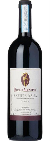 Rødvin: Bosco Agostino, Volupta 2016 Superiore, Barbera d'Alba
