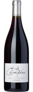 Rødvin: La Champine de Jean-Michel Gerin, Syrah 2017, Vin de France