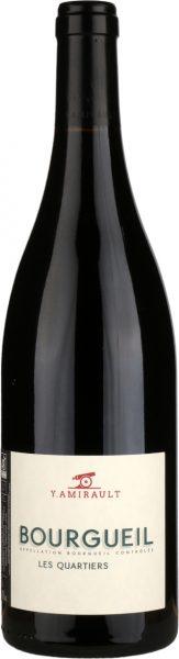 Rødvin: Y. Amirault, Les Quartiers 2017, Bourgueil