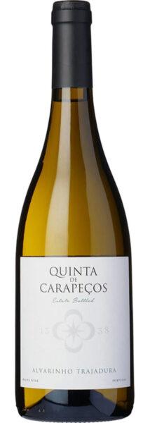 Hvidvin: Quinta de Carapeços, Alvarinho Trajadura 2019, Vinho Verde