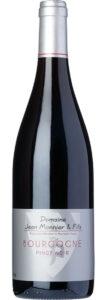 Rødvin: Domaine Jean Monnier & Fils, Pinot Noir 2016, Bourgogne