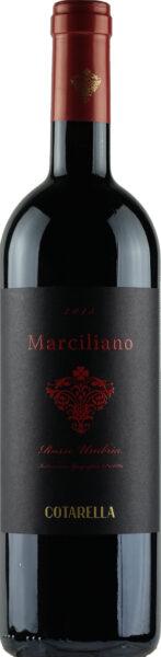 Rødvin: Marciliano 2015, Cotarella, Rosso Umbria