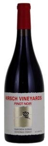 Rødvin: Hirsch Vineyards, Pinot Noir 2015, Raschen Ridge, Sonoma Coast