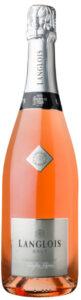 Mousserende: Langlois, Brut Rosé, Crémant de Loire