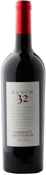 Rødvin: Ranch 32, Cabernet Sauvignon 2016, Monterey