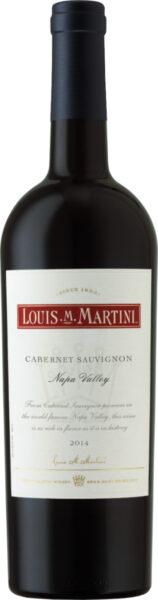 Rødvin: Louis M. Martini, Cabernet Sauvignon 2014, Napa Valley