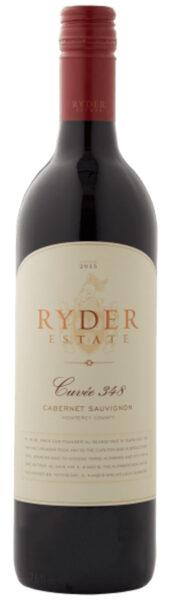 Rødvin: Ryder Estate, Cuvée 348, Cabernet Sauvignon 2015, Monterey County