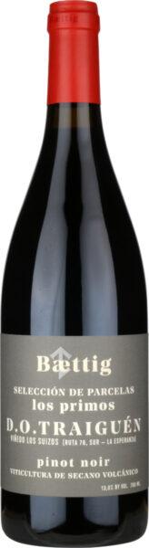 Rødvin: Baettig, Los Primos, Pinot Noir 2018, Traiguén