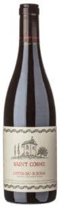 Rødvin: Saint Cosme 2018, Côtes du Rhône
