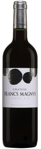Rødvin: Chateau Francs Magnus 2016, Bordeaux Supérieur
