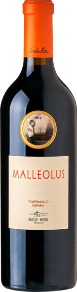 Rødvin: Malleolus 2017, Emilio Moro, Ribera del Duero