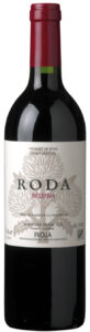 Rødvin: Roda, Reserva 2016, Rioja