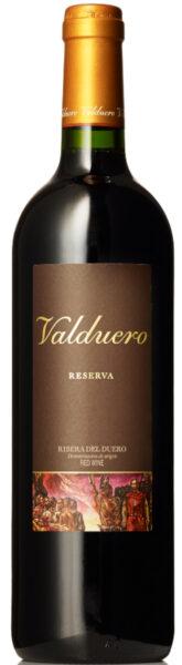 Rødvin: Valduero, Reserva 2010, Ribera del Duero