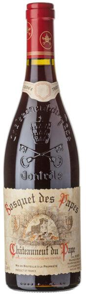 Rødvin: Bosquet des Papes, Cuvée Tradition 2016, Châteauneuf du Pape