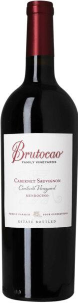 Rødvin: Brutocao Family Vineyards, Cabernet Sauvignon 2017, Hopland Ranches, Mendocino
