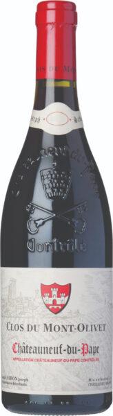 Rødvin: Clos du Mont-Olivet 2018, Châteauneuf-du-Pape